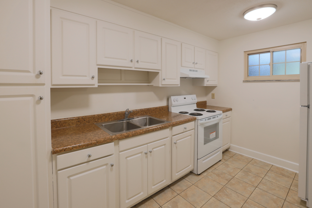 Brentwood Phase I – 2 Bedroom Apartment